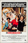 """Movie Posters:Comedy, Silver Streak & Other Lot (20th Century Fox, 1976). Folded, Very Fine-. One Sheets (2) (27"""" X 41""""). George Gross Artwork. Co... (Total: 2 Items)"""