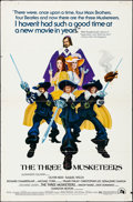 """Movie Posters:Swashbuckler, The Three Musketeers & Other Lot (20th Century Fox, 1974).Folded, Very Fine-. One Sheets (2) (27"""" X 41"""") Ignacio GomezArtw... (Total: 2 Items)"""