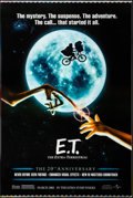 Movie Posters:Science Fiction, E.T. The Extra-Terrestrial (Universal, R-2001). Rolled, Very Fine-.20th Anniversary Lenticular One Sheet Printer's Proof (2...