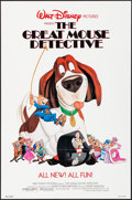 """Movie Posters:Animation, The Great Mouse Detective & Other Lot (Buena Vista, 1986).Folded, Overall: Very Fine. One Sheets (2) (27"""" X 41"""") & Photos(... (Total: 6 Items)"""