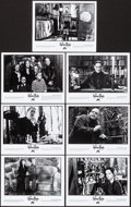 """Movie Posters:Comedy, The Addams Family & Other Lot (Paramount, 1991). Very Fine/NearMint. Photos (26) & International Photo (Approx. 8"""" X 10""""). ...(Total: 27 Items)"""