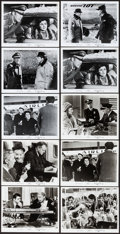 """Movie Posters:Drama, Airport & Other Lot (Universal, 1970). Very Fine. Photos (100)(Approx. 7"""" X 9"""" - 8"""" X 10"""") & Mini Lobby Card Set of 8 (8""""X... (Total: 108 Items)"""