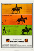 """Movie Posters:Western, Skin Game & Other Lot (Warner Brothers, 1971). Folded, VeryFine-. One Sheets (3) (27"""" X 41""""). Western.. ... (Total: 3 Items)"""
