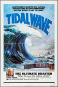 """Movie Posters:Thriller, Tidal Wave & Other Lot (New World, 1975). Folded, Overall: VeryFine-. One Sheets (3) (27"""" X 41""""). John Solie Artwork. Thril...(Total: 3 Items)"""