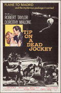 "Movie Posters:Crime, Tip on a Dead Jockey & Other Lot (MGM, 1957). Folded, VeryFine-. One Sheets (3) (27"" X 41""). Crime.. ... (Total: 3 Items)"