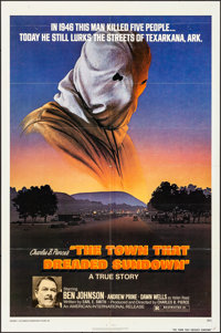 The Town That Dreaded Sundown & Other Lot (American International, 1977). Folded, Very Fine-. One Sheets (2) (27...