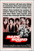 """Movie Posters:Crime, Rape Squad & Other Lot (American International, 1974). Folded,Very Fine-. One Sheets (3) (27"""" X 41""""). Crime.. ... (Total: 3Items)"""