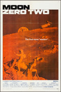 """Movie Posters:Science Fiction, Moon Zero Two (Warner Brothers, 1969). Folded, Very Fine-. OneSheet (27"""" X 41""""), Lobby Card Set of 8 (11"""" X 14""""), & CutPre... (Total: 10 Items)"""