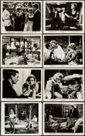 """Movie Posters:Drama, Lolita (MGM, 1962). Overall: Very Fine-. Photos (8) (8"""" X 10"""").Drama.. ... (Total: 8 Items)"""