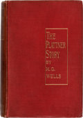Books:First Editions, H.G. Wells The Plattner Story First Edition (Methuen & Co., 1897)....