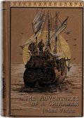 Books:First Editions, Jules Verne The Adventures of a Chinaman First Illustrated Edition (Lee and Shepard/Charles T. Dillingham, 1889)....