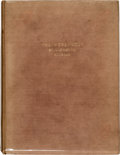 Books:First Editions, Clemence Housman The Were-Wolf First Edition (John Lane at the Bodley Head, 1895)....
