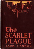 Books:First Editions, Jack London The Scarlet Plague First Edition (Macmillan, 1915)....