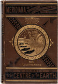 Books:First Editions, Jules Verne Stories of Adventure First Combined Edition (Scribner, Armstrong & Co., 1874)....