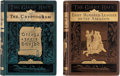 Books:First Editions, Jules Verne Eight Hundred Leagues on the Amazon and The Cryptogram First American Illustrated Editions... (Total: 2 Items)