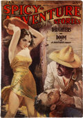 Pulps:Adventure, Spicy Adventure Stories - January 1939 (Culture) Condition: VG....