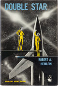 Books:First Editions, Robert Heinlein Double Star First Edition (Doubleday, 1956)....