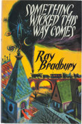 Books:First Editions, Ray Bradbury Something Wicked This Way Comes Limited, Signed, Numbered Edition #417/500 (Gauntlet, 1999)....