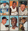 Baseball Cards:Sets, 1964 Topps Giants Baseball Complete Set (60) Plus Three 1980's Card Sets....