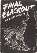 Books:First Editions, L. Ron Hubbard Final Blackout First Edition (Hadley, 1948)....