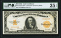 Large Size:Gold Certificates, Fr. 1173a $10 1922 Mule Gold Certificate PMG Choice Very Fine 35 EPQ.. ...