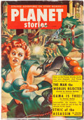 Pulps:Science Fiction, Planet Stories V6#1 Yakima Pedigree (Fiction House, 1953) Condition: FN....