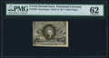 Fractional Currency:Second Issue, Fr. 1235 5¢ Second Issue PMG Uncirculated 62.. ...