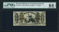 Fractional Currency:Third Issue, Fr. 1364 50¢ Third Issue Justice PMG Choice Uncirculated 64 EPQ.. ...