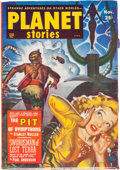 Pulps:Science Fiction, Planet Stories V5#3 Yakima Pedigree (Fiction House, 1951) Condition: FN....