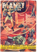 Pulps:Science Fiction, Planet Stories V6#4 Yakima Pedigree (Fiction House, 1954) Condition: FN-....