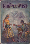 Books:First Editions, G. E. Locke The Purple Mist First Edition (L. C. Page and Co., 1924)....