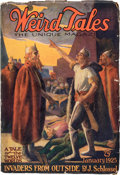 Pulps:Horror, Weird Tales - January 1925 (Popular Fiction) Condition: VG-....