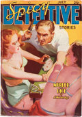 Pulps:Detective, Spicy Detective Stories - July 1937 (Culture) Condition: VG....