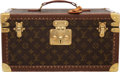 """Luxury Accessories:Bags, Louis Vuitton Brown Monogram Coated Canvas Boîte Bouteilles et Glace Small Box. Condition: 3. 16"""" Width x 8.5"""" Height ..."""