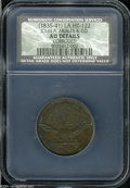 (1835-1841) John A. Merles & Co. Hard Times Token AU Details, Corroded, NCS. LA HT-122