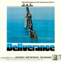 Movie Posters:Action, Deliverance (Warner Brothers, 1972). Folded, Very Fine+.