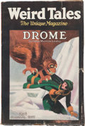 Pulps:Horror, Weird Tales - January 1927 (Popular Fiction) Condition: VG/FN....