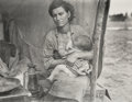 Photographs:Gelatin Silver, Dorothea Lange (American, 1895-1965). A Group of Four Photographs of American Farmers (4 works), 1936-1937. Gelatin silv... (Total: 4 )