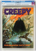 Magazines:Horror, Creepy #5 (Warren, 1965) CGC NM- 9.2 Off-white to white pages....