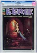 Magazines:Horror, Eerie #23 (Warren, 1969) CGC VF/NM 9.0 White pages....