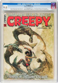 Magazines:Horror, Creepy #9 (Warren, 1966) CGC VF/NM 9.0 Off-white to white pages....