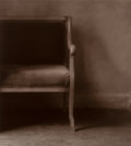 Photographs:Gelatin Silver, Jack Spencer (American, b. 1951). Composition at Josephine's, New Orleans, Louisiana, 1998. Gelatin silver. 17-3/4 x 17-...