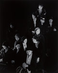 Photographs:Gelatin Silver, Edward Steichen (American, 1879-1973). Homeless Woman: The Great Depression, New York, 1932. Gelatin silver printed by G...