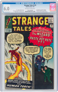 Silver Age (1956-1969):Superhero, Strange Tales #110 (Marvel, 1963) CGC FN 6.0 Off-white to white pages....