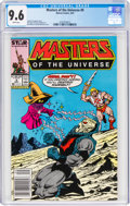 Modern Age (1980-Present):Science Fiction, Masters of the Universe #9 (Marvel, 1987) CGC NM+ 9.6 Whitepages....