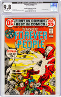 Bronze Age (1970-1979):Superhero, The Forever People #10 Murphy Anderson File Copy (DC, 1972) CGC NM/MT 9.8 White pages....