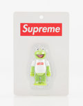 Collectible:Contemporary, Supreme X Kubrick X Jim Henson. Kermit the Frog, 2008. Painted cast resin. 2-1/2 x 1-1/2 x 1 inches (6.4 x 3.8 x 2.5 cm)...