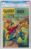 Golden Age (1938-1955):Classics Illustrated, Classics Illustrated #53 First Edition (Gilberton, 1948) CGC NM- 9.2 Off-white pages....