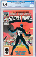 Modern Age (1980-Present):Superhero, Marvel Super Heroes Secret Wars #8 (Marvel, 1984) CGC NM 9.4 White pages....
