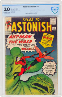 Tales to Astonish #44 (Marvel, 1963) CBCS GD/VG 3.0 Off-white to white pages